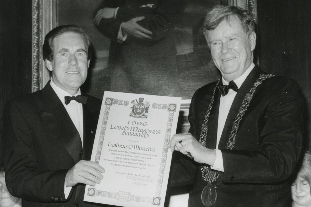 Dublin Civic Honour Award